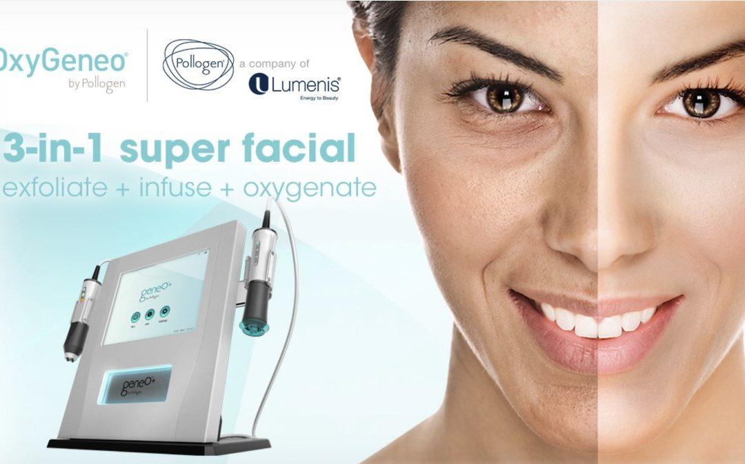 OxyGeneo Super 3-in-1 Facial