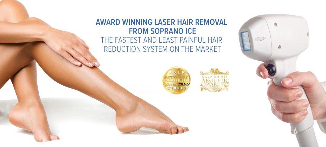 Laser Hair Removal – Soprano Ice